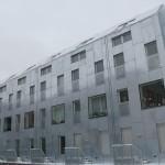 ēkas ārējais apšuvums
