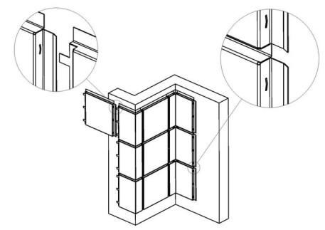 TEGULA fasādes sistēma