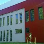 NMC facade cladding