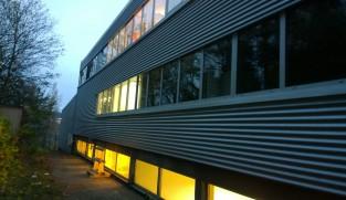 Aluminum windows SAPA