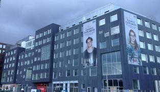 Carlsberg facade cladding