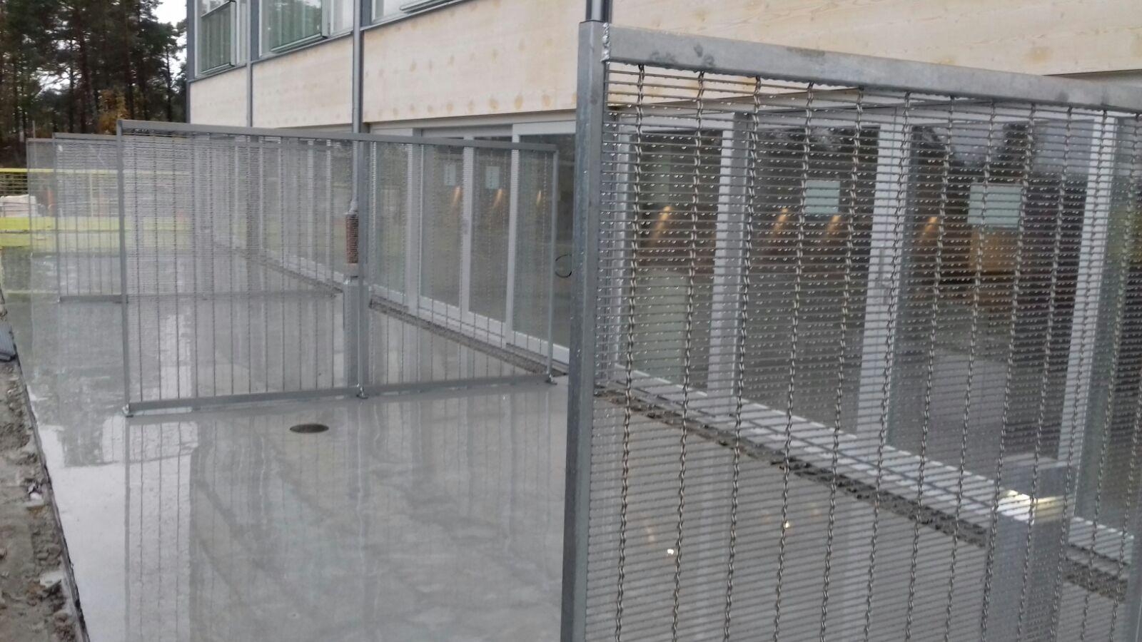 Screen Walls Three L Technologies